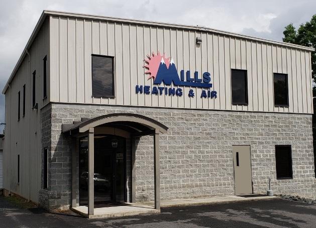 mills office