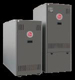 rheem oil furnaces
